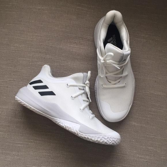 Gimnasia otoño De todos modos  adidas Shoes | Mens Adidas Cloudfoam Basketball Shoes Kicks | Poshmark